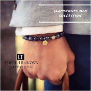 šperky pro muže glamstones gay dárek pro něj móda fashion Lucie Trnková glamstones