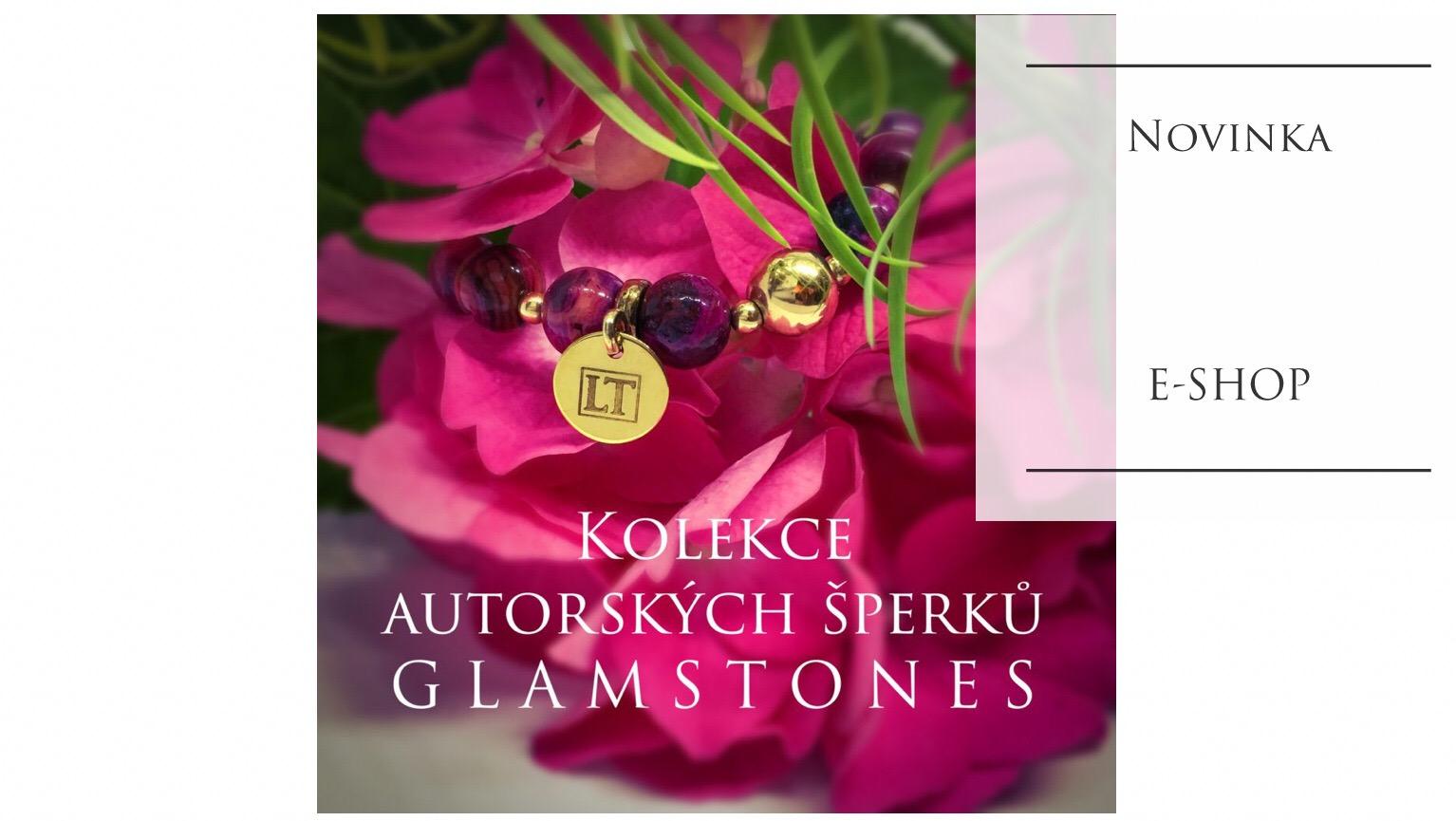 Lucie Trnková e-shop vánoce dárek šperky glamstones láska