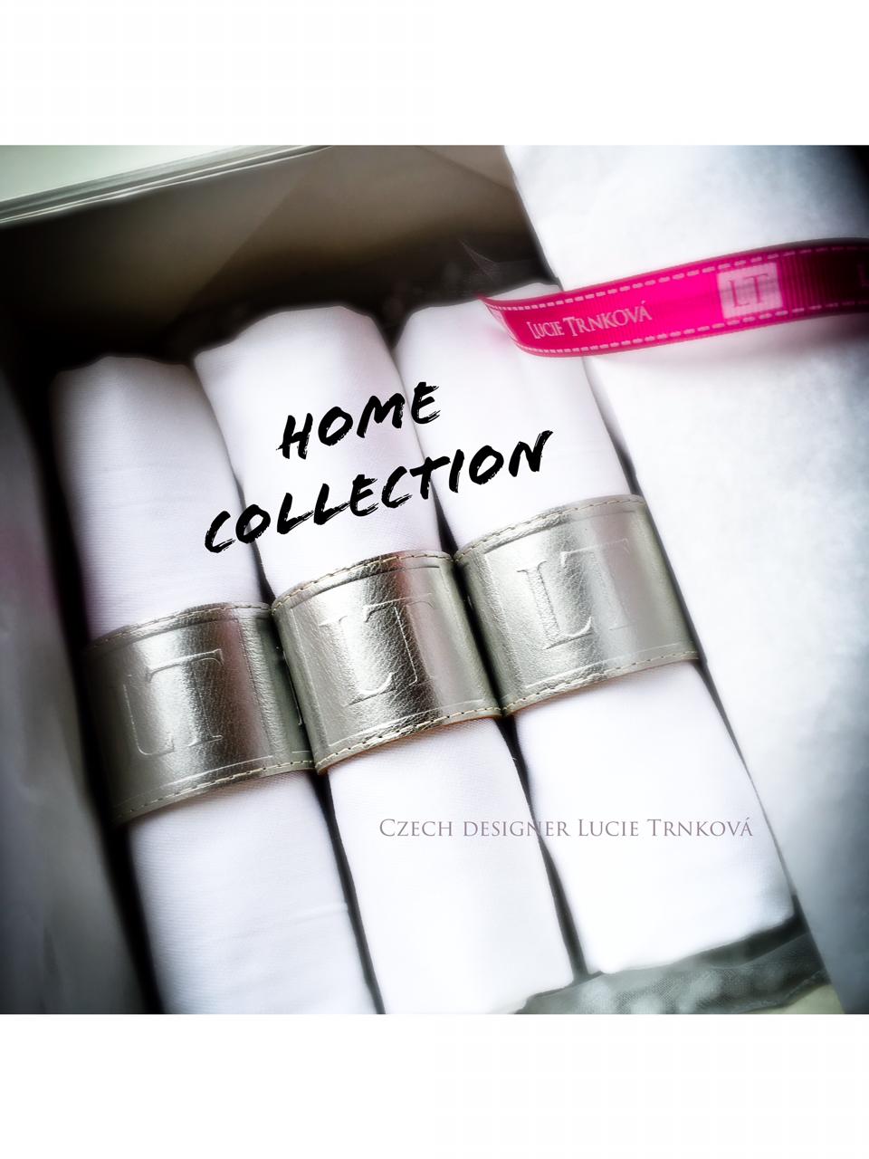 home collection bytové doplňky lucie trnková design dárek